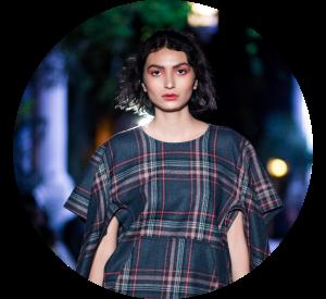Pasarela Carla Fernandez Eco Fashion Fest 2017 Xiomara Moreno Capital Model Management Moda Sustentable México