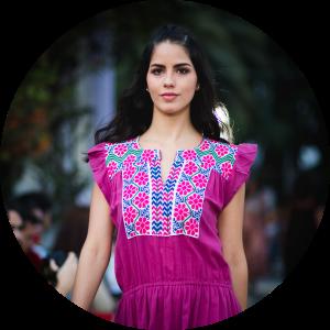 Pasarela Runway Amanoarte Eco Fashion Fest 2017 Whitney Prisma Models Karim Soto Loccoco Academy Ere Perez Moda Sustentable México