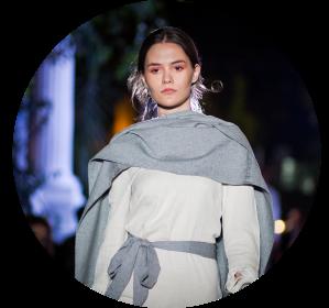 Pasarela Runway Eilean Organic Couture Eco Fashion Fest 2017 Valeria Elizabeth Capital Management Karim Soto Loccoco Academy Ere Perez Moda Sustentable México